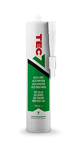 Alles lijm TEC-7 wit (310ml)