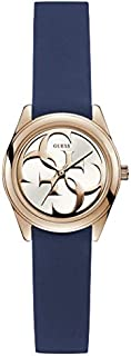 Guess Ladies Trend Watch for Women, Silicone, Analog - W1146L2