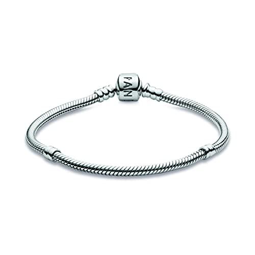 Pandora Bracciale con Charm Donna argento - 590702HV-19