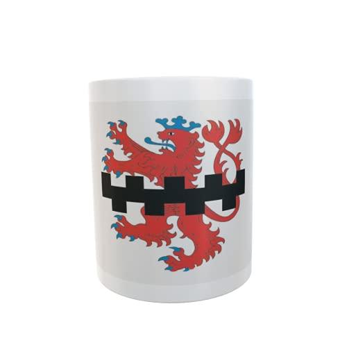 U24 Tasse Kaffeebecher Mug Cup Flagge Leverkusen