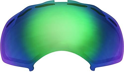 Zero Replacement Lenses for Oakley Splice Snow Goggle Green Mirror