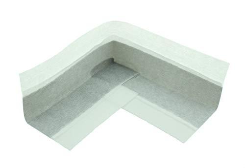 Innenecke für Profi Flex-Dichtband, 120 mm breit, Abdichtband Fliesen Abdichtung Abdichtungsband von BTEC
