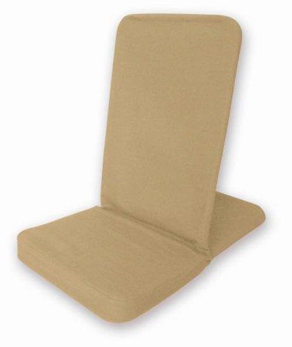 Backjack Chaise de Sol Pliable Couleur Sable
