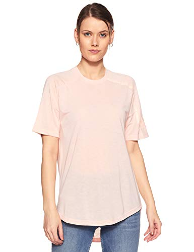 adidas Zne tee 2 Wool Camiseta, Mujer, Rosa (Roshel), M