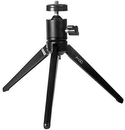 JmGO Projektor Flexible Stativ, Aluminiumlegierung Smart Theater Einbeinstativ kompatible Kamera