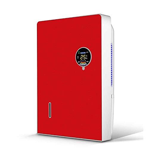 ZXvbyuff Luftentfeuchter 2200ml Startseite Multifunktions Feuchtigkeitsabsorbiervorrichtung, Intelligent Feuchtekonstant, Flüssigkristallanzeige, Switch Zeit.Mini Trockner.