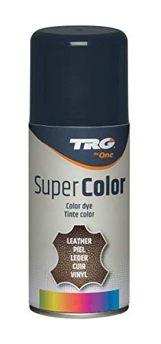 TRG Super Spray Leder Lederfarbspray Lederfarbe (#317 Black / 35-150 ml - 3.77 oz.)