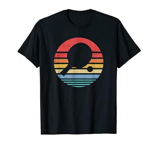 Tischtennis T-Shirt Tischtennisspieler Geschenk Tischtennis T-Shirt