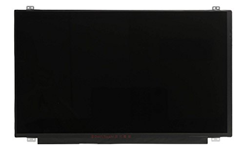 lcd4laptop TOUCH B156XTK01 V.0 15.6' WXGA HD LED LCD Screen + Glass Compatible for HP 813961-001