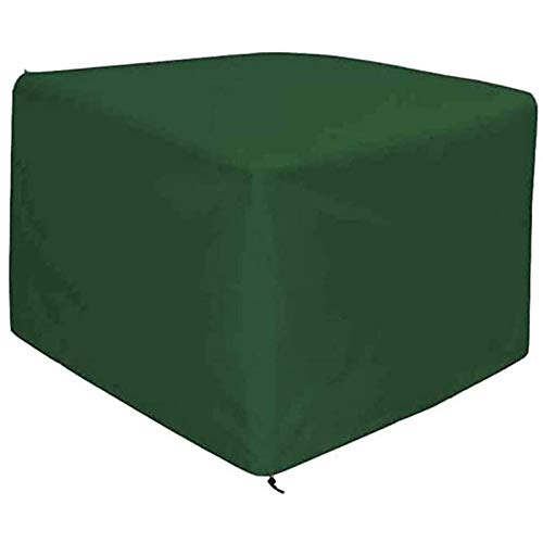 FUSHOU-Garden Furniture Covers Waterproof,Patio Furniture Cover, Outdoor Table And Chair Sets Protective Tarpaulin Waterproof Sun Protection Outdoor, 2 Colors,Green,113x68x125cm