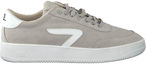 HUB FOOTWEAR - BASELINE Z-STICH S30 - neutral grey white