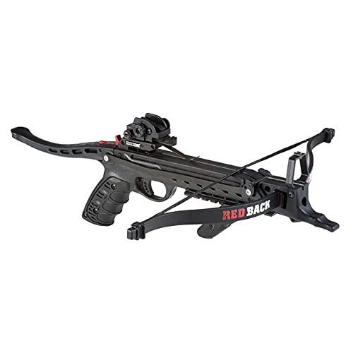 Hori-Zone Redback Pistol Crossbow 80lbs 235fps -Black