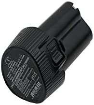 AMZBTY 2500mAh Battery for Makita BL101 BL1013 Max 72% OFF 194550-6 195332-9 Ranking TOP20
