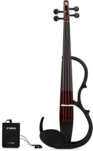 Yamaha YSV104 Electric Violin Brown