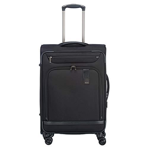 """TITAN """"CEO"""" von TITAN®: Exklusive Business-Trolleys und Bordtaschen mit vielen Außen- und Innentaschen Koffer, 68 cm, 76 Liter, Black"""