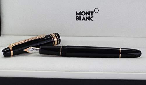 Montblanc MEISTERST?CK Classique 145?penna stilografica Red Gold 112676