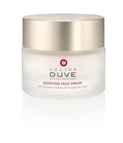 Docteur Duve – Boosting Crème de soin visage – Soin intensif anti-âge visage (1 x 50 ml)