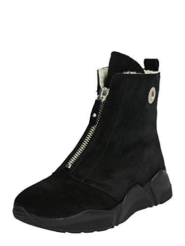 Ca Shott Damen Stiefelette Boots schwarz 38