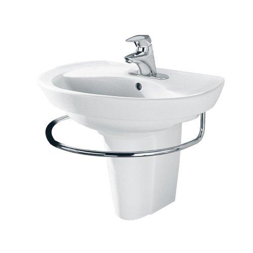 American Standard 3520000.002 Ravenna Integral Towel Bar, Polished Chrome