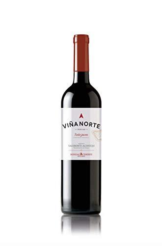 Traditioneller Rotwein VIÑA NORTE 75 cl. Kanarische Produkte