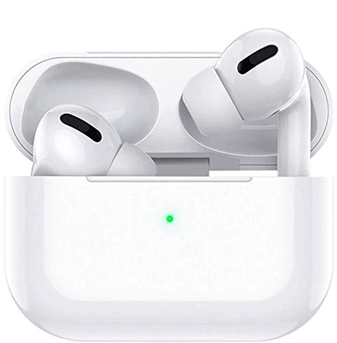 Wireless Earbuds Bluetooth Headphones Noise Cancelling Earbuds Touch Control IPX5 Waterproof Earbuds Built-in MIC In-Ear Headphones(with Fast Charging) for IPhone/A-pple/Air-pods Pro Earbud