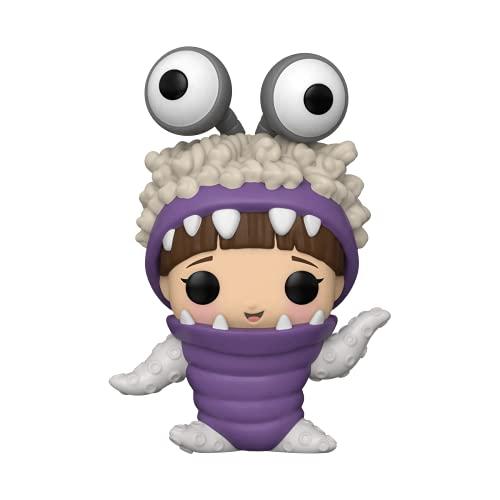 Funko 57741 Pop Disney: Monsters Inc 20th - Boo w/Hood Up