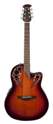 Ovation Celebrity Elite Acoustic-Electric Guitar