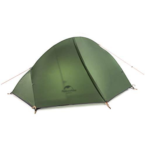 NYKK Actividades al Aire Libre Carpa al Aire Libre portátil Individual Espesamiento a Prueba de Lluvia Carpa al Aire Libre Camping Picnic Carpa Doble Habitación Tienda de campaña al Aire libr