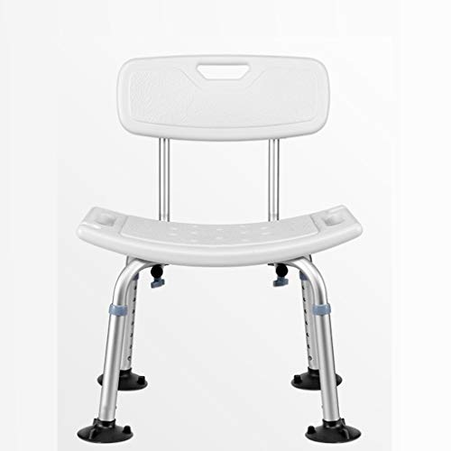 Buy Ffrzd Shower Bath for The Elderly, Adult Shower seat for The Disabled Bath (White Chair).
