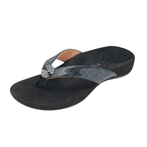 YWLINK Sandalias Planas De Verano para Mujer Zapatillas De