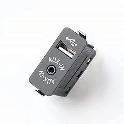 LODCC Cable Adaptador de Marco de Radio de Fascia de Coche, Enchufe USB automático para BMW E60 E63 E64 E66 E81 E82 E70 E90, Accesorios de automóvil, Productos automotrices Sencillo
