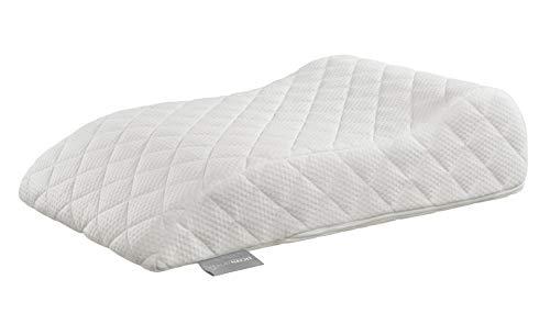 Traumnacht Medical Venenkissen aus Baumwolle, ohne Viscoauflage, 40 x 68 x 16,5 cm, weiß