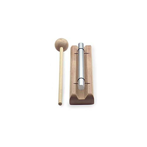 Stagg 20027 Chimes/Tisch-Glockenspiel (1x Ton, Note C, Holzschlägel, Länge: 17,3 cm, Breite: 3,6 cm)