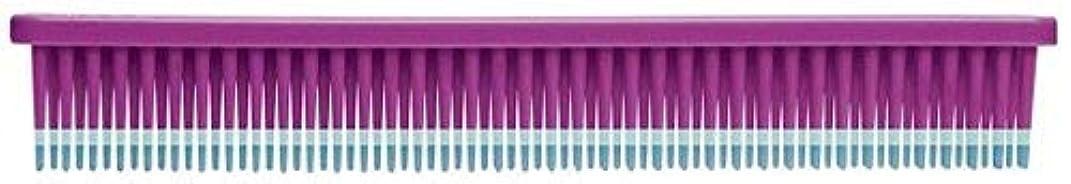 液体曲げる自宅でDiane Fromm Mebco Touch Up Comb Fuchsia Pink 1 Piece DBC065 [並行輸入品]
