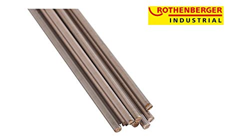 Rothenberger Industrial ROLOT 610 Silberlot 6{00f8adc77128a5739ccb459694d32dc7b47373b36dd61f33c153fad455b3c863} - 5 Stäbe  Ø2/330mm