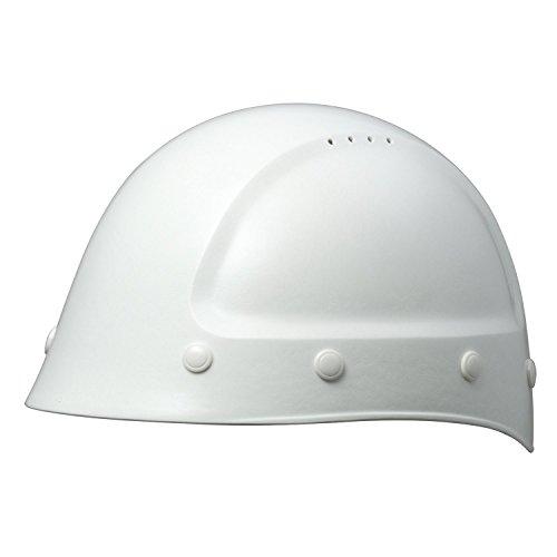 ミドリ安全 ヘルメット 一般作業用 熱場作業用 SC-7FV KP付 ホワイト