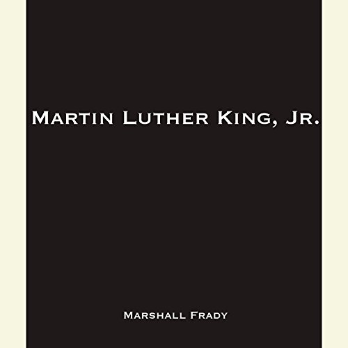 Martin Luther King, Jr. audiobook cover art