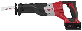 Milwaukee 2620-22 18-volt Sawzall Kit with 2 Batteries
