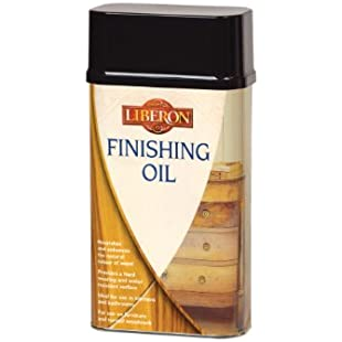 Liberon FO1L 1L Finishing Oil