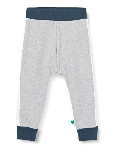 Fred'S World By Green Cotton Skate Sweat Pants Pantalon, Gris (Pale Greymarl 207670000), 68 Bébé garçon