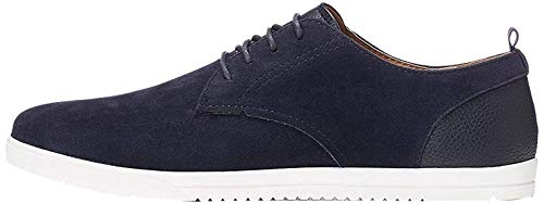 find. Herren Mendel Sports Derby Sneakers, Blau (Navy), 42 EU