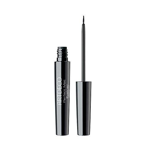 ARTDECO Perfect Mat Eyeliner Waterproof, wasserfester Eyeliner, matt, Nr. 71, schwarz