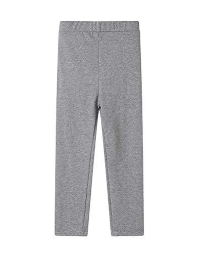 Leggings Primavera Impresión Verano Elástica Linda Pantalones para Niñas 8-14 Años