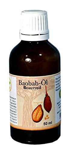 Baobab-Öl 100 ml Beautyöl für zarte Haut