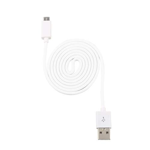 HehiFRlark - Cable de cargador de sincronización de datos Micro USB V8 para Micro USB