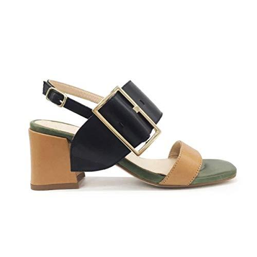 Sandalias de Mujer de Pedro Miralles 13531 de napa Nº-38