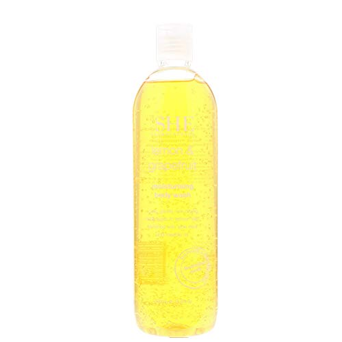 Om She Om She Lemon & Pamplemousse Nettoyant hydratant pour le corps 500 ml