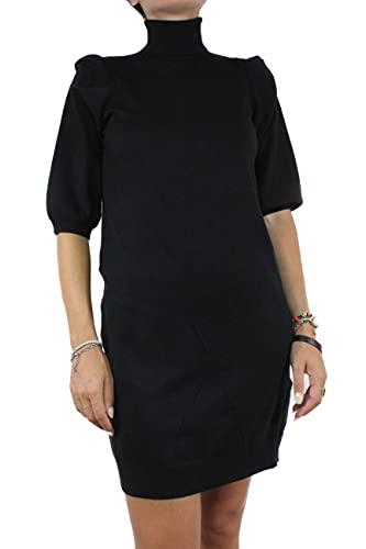 Liu Jo WF1533MA49I - Vestido para mujer, color negro, Negro , M