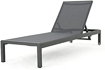 amazon com amazonia bahamas patio chaise lounger brown garden rh amazon com