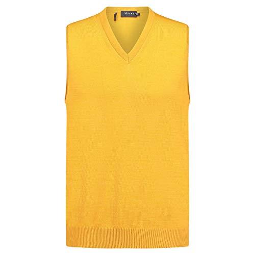 Maerz Pullunder mit V-Ausschnitt gelb (630 Tibetian Sun) 52